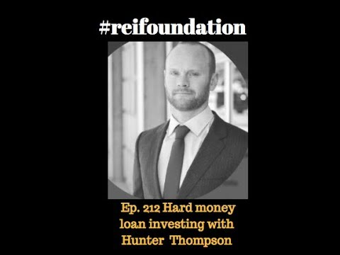 Ep.212 Massive Action With Alternative Real Estate Investing with Hunter Thompson !!