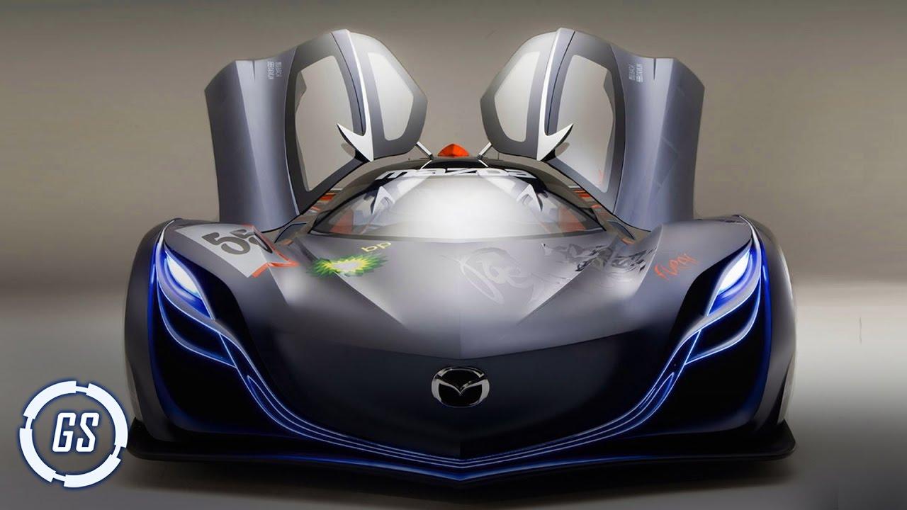 Resultado de imagen para top 10 los coches futuristas mas impresionantes