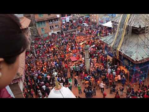 Bisket Jatra 2017 - One of the world's most fascinating festival (Newar Cultural)