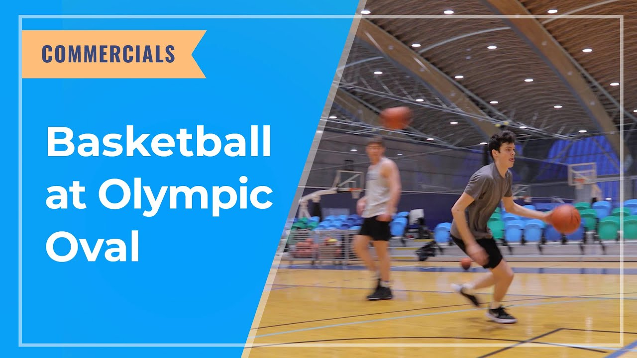 COMMERCIALS: Peak Basketball at the Oval