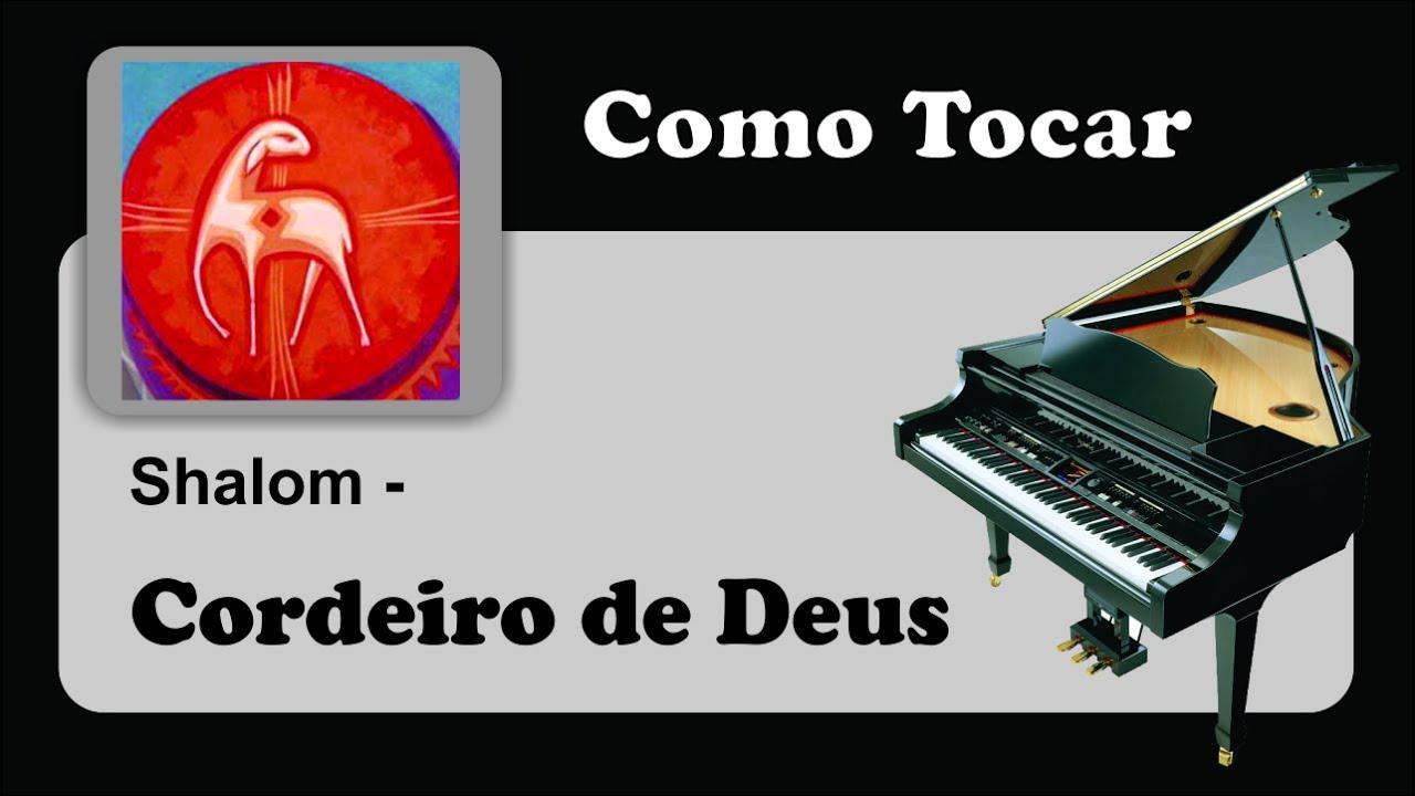 musica cordeiro de deus comunidade shalom