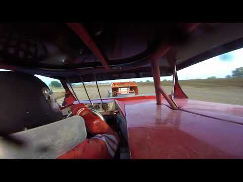 Shouse Racing Nevada Speedway 9 9 17 Midwest Mod heat race 1
