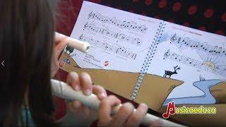 Conoce las clases de iniciación musical con el método Mi Flauta de Musicaeduca