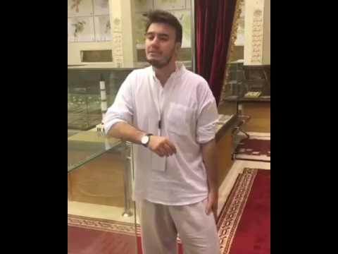 Mustafa Ceceli Mekke'de canlı Bika Moulhimi ilahisi