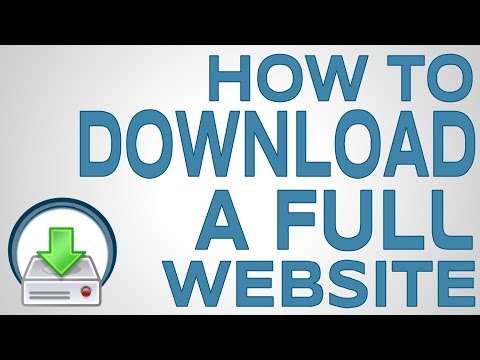 How to Download a Full Website Fast
