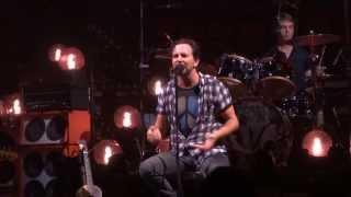 Pearl Jam - Sleeping by myself live in San Diego 2013