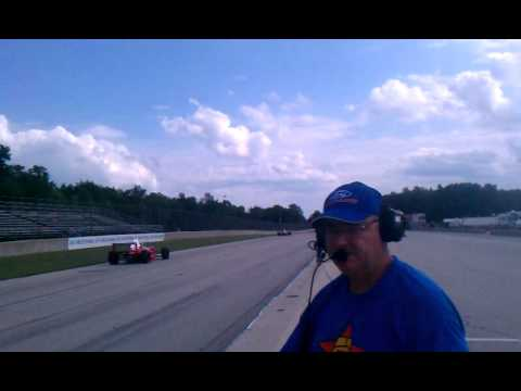Mike Rounds - Road America, FC fly by