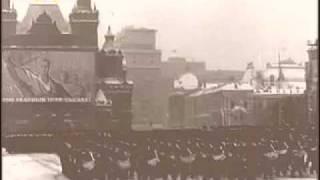 7 ноября 1970г. Москва. Красная площадь. Военный парад.