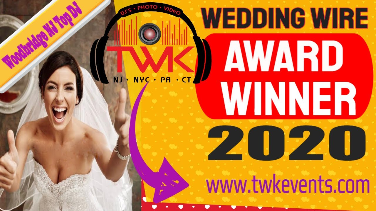 Latin Wedding DJ | New Jersey Bilingual Spanish & English DJ & MCs - @ TWK Events (Hablamos Español)