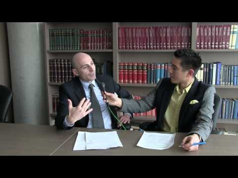 EU-China Relations-Interview with Dr. Nicola Casarini