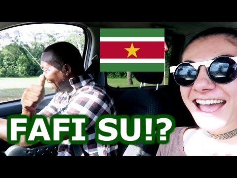 TRAVELING TO SURINAM - TRAVEL VLOG 424 SURINAM | TRAVEL VLOG IV