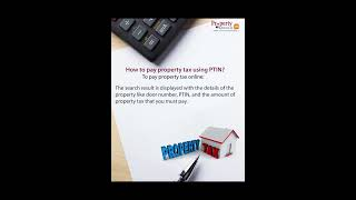 Easy way to know the PTIN (Property Tax Identification Number) in Hyderabad| Property Adviser