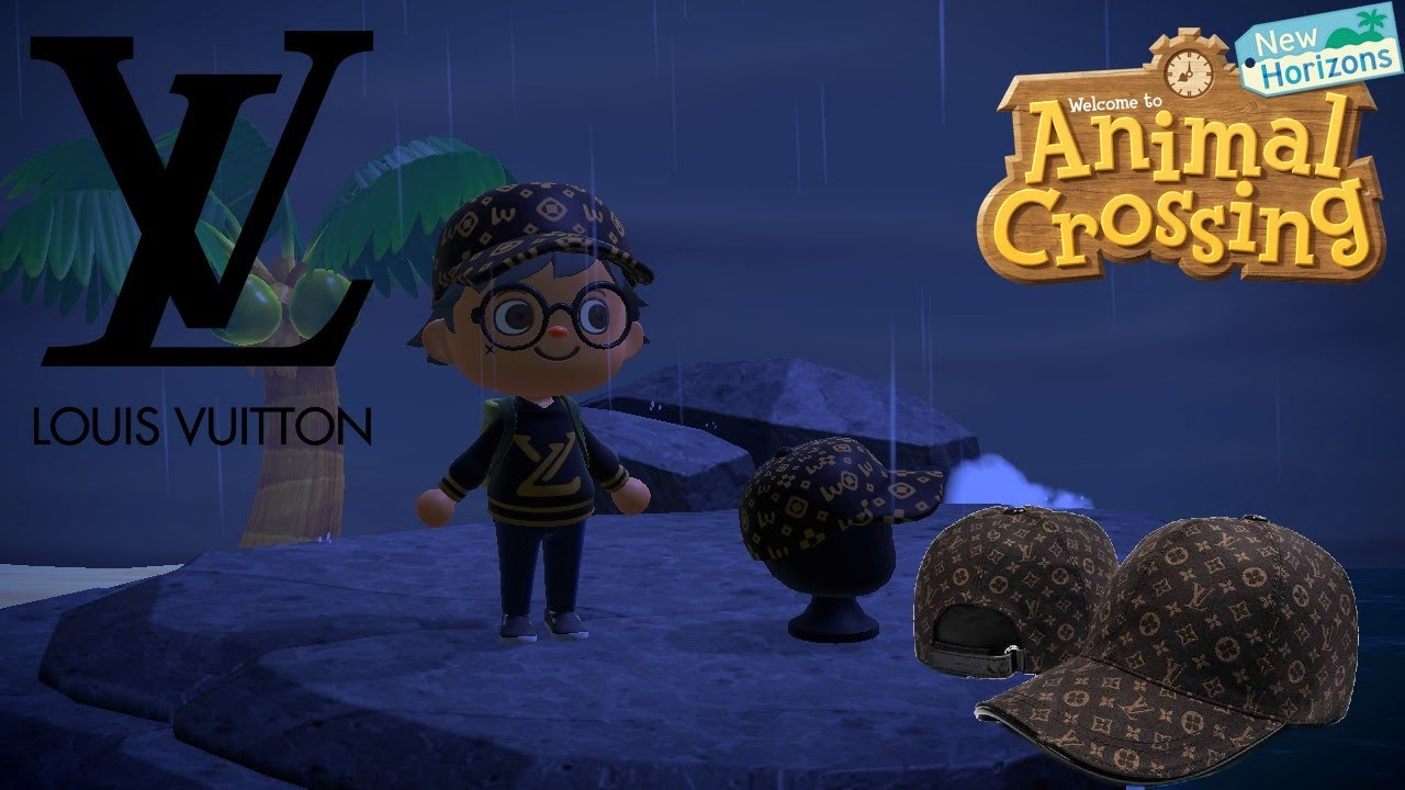 How To Make A Louis Vuitton Hat Animal Crossing New Horizons