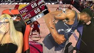 I BROKE EVERYTHING! ULTIMATE RAGE QUIT NBA 2K17 MYTEAM