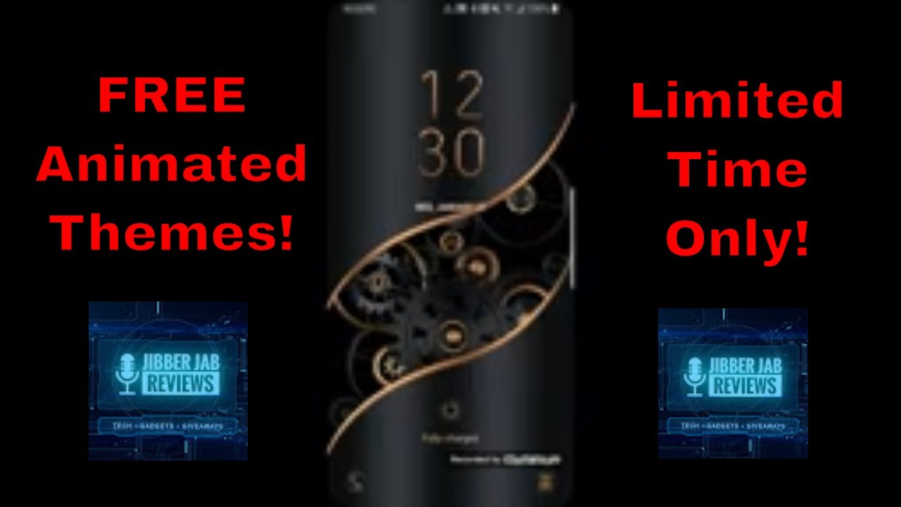 TOP FREE Must See & Must Download Samsung Galaxy Themes - Limited Time  Offer Hurry!
