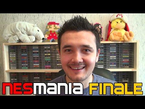 Invitation to the NESMania Finale