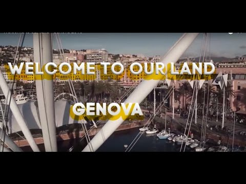 Welcome to our land  Genova 2015