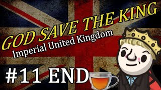 Hearts of Iron 4 - Imperial United Kingdom - Fuhrerreich - Part 11 - END