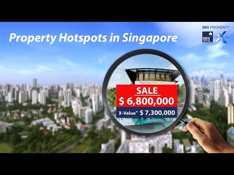 Property Hotspots in Singapore