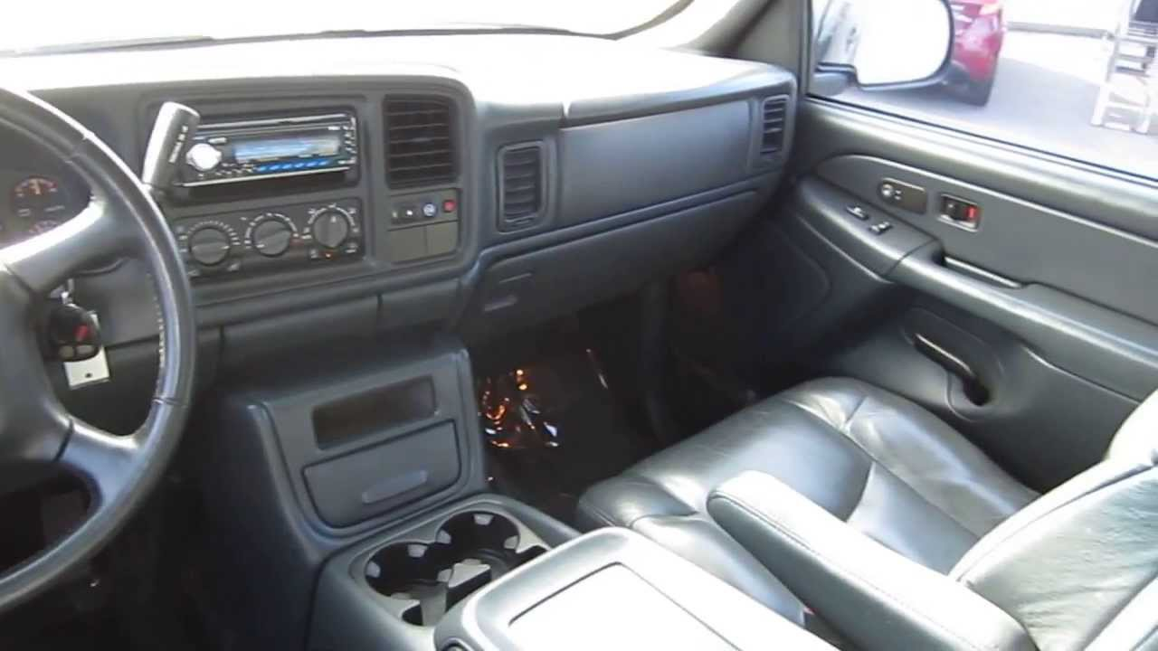 High Quality 2002 Chevrolet Avalanche, Black   STOCK# B2163   Interior Great Ideas