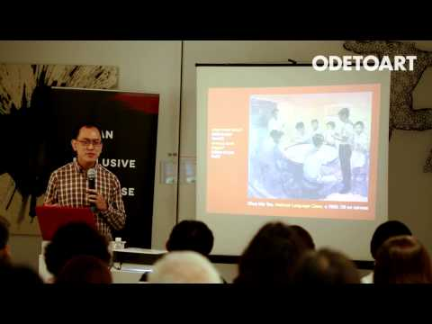SINGAPORE SERIES:  Painting - Art Lecture Full Video
