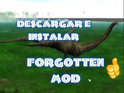 Como descargar y Instalar Forggoten Mod para JPOG para PC Full