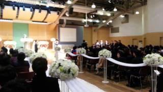 [축가] 유쾌한 남정네들의 센스있는 결혼식 축가 ㅋㅋㅋ
