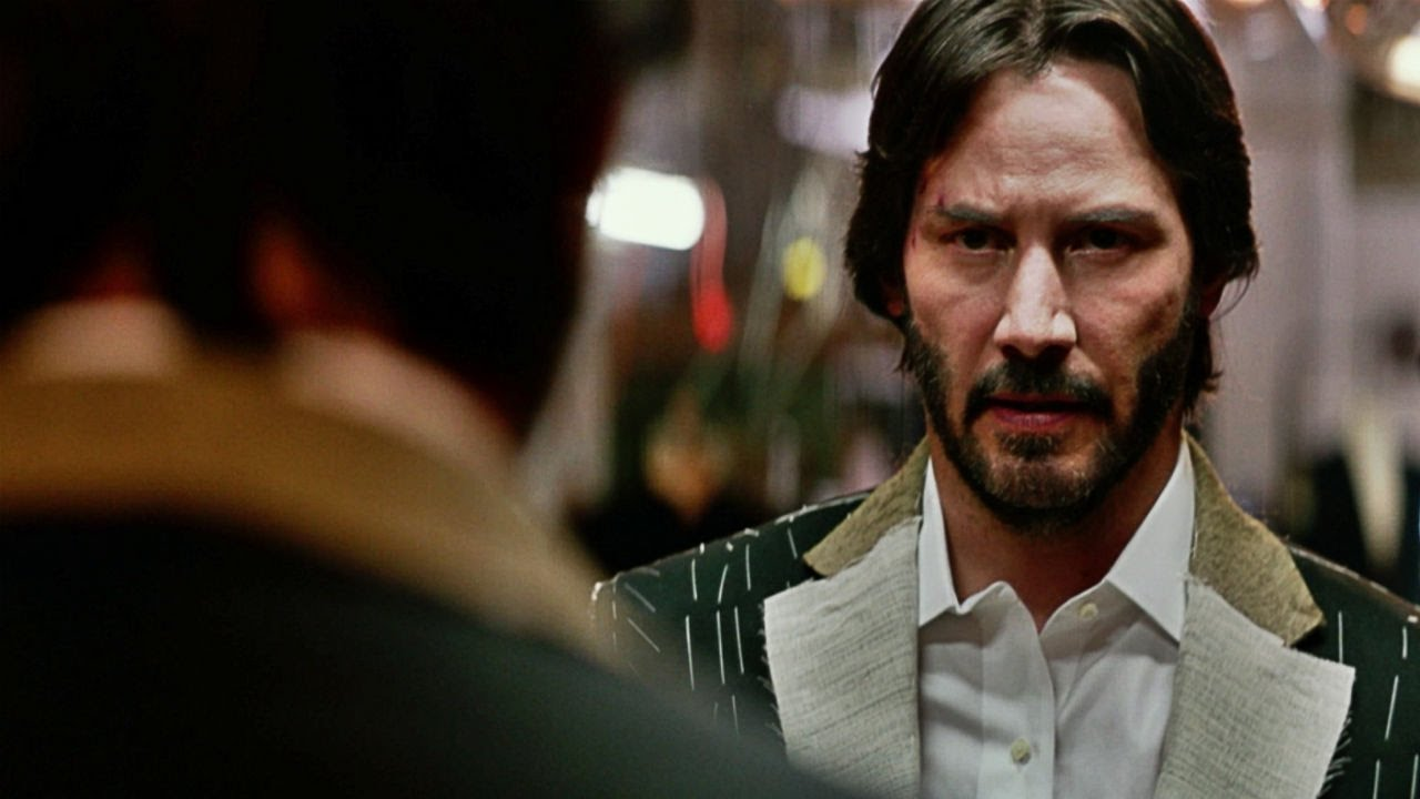 John Wick Chapter 2 Official Clip 2017 Suit Up