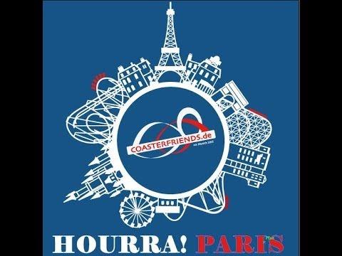 """Hourra! Paris!"" Tour 2014 - Der Film"