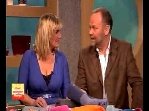 God morgen norge TV2 with Bjørn Dæhlie