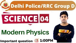 CLASS -04 || #Delhi Police/RRC Group D || SCIENCE || BY Anant sir || Previous Year Question part-64