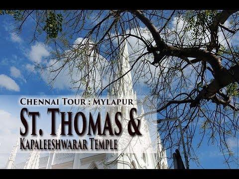 Vlog : Chennai Day 1 afternoon