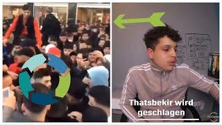 ThatsBekir wird zusammengeschlagen👊🏻 (Beweisvideos+Audios)