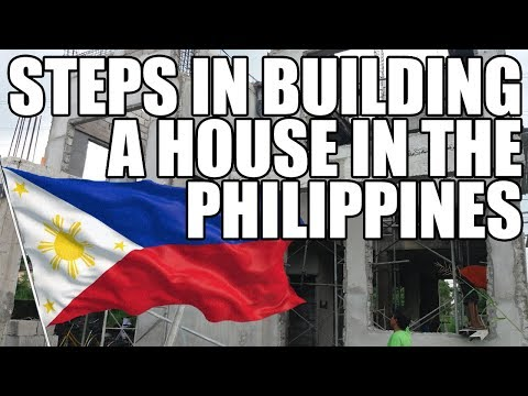 Steps in Building a House in the Philippines