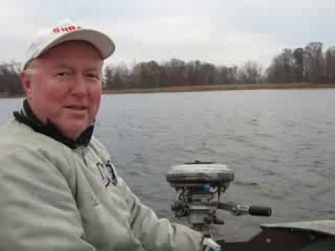 1941 Champion D1G 3hp outboard motor