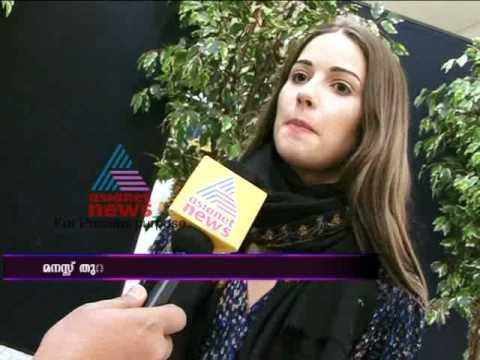 Actress Daniela Zacheri on Entertainment News