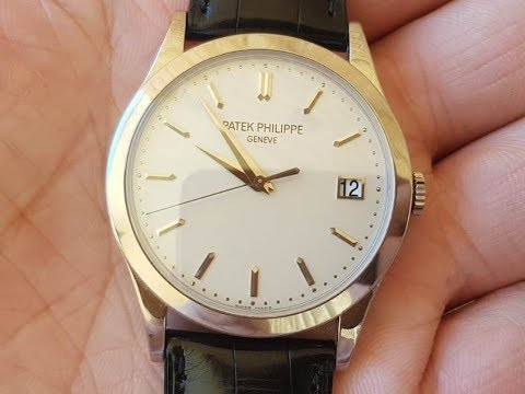 I AM NEVER HAPPY - MY QUEST FOR ANOTHER PATEK PHILIPPE WRIST WATCH