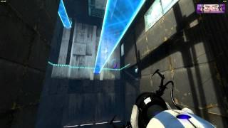[Gameplay] Portal 2 , un peu de Coop ... - PC - HD720p