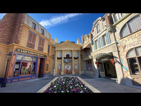 The Theme Park Podcast - New Background Music Featured In China, France, And Mexico At Epcot