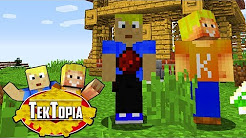 Minecraft Tektopia mit LPmitKev
