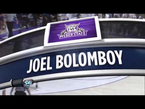 Jazz VP of player personnel Walt Perrin on Joel Bolomboy before 2016 NBA Draft