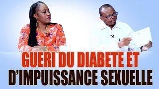 """""""Je suis guéri du diabète et d'impuissance sexuelle"""" grâce à MACSY BIEN ETRE Preuve à l'appui !"""