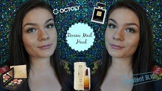 Review Mail Haul #1   Maricela Hernandez