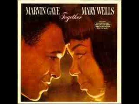 Marvin Gaye & Mary Wells  -Once upon a Time