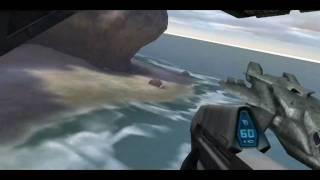 Halo Combat Evolved  Misión 4: El Cartógrafo Silencioso parte 1