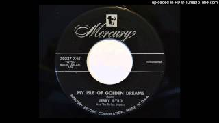 Jerry Byrd And The String Dusters - My Isle Of Golden Dreams (Mercury 70337)
