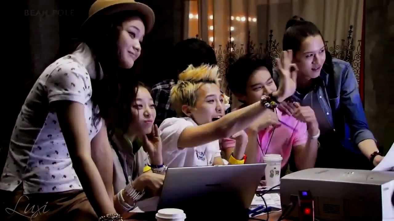G-Dragon – Gossip Man