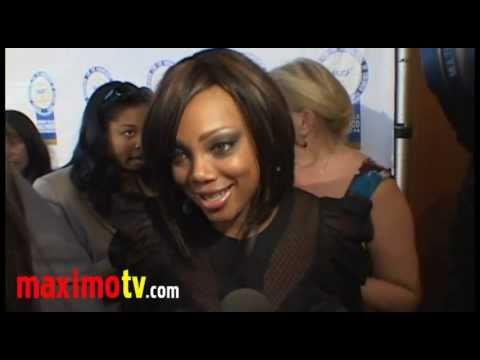 NIKITA Tify Hines  at 2010 NAACP Theatre Awards