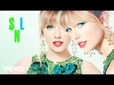 """Download Lagu  Taylor Swift - """"Lover"""" Live on Saturday Night Live / 2019 Mp3 Free"""