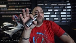 Sigelei 213W Box Mod Review and Rundown